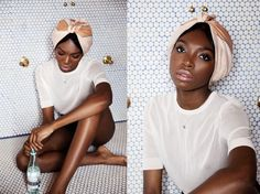 Women that wears turban has a great personality and sense of fashion