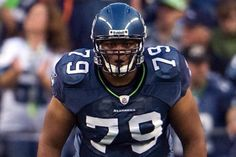 Red Bryant- Seattle Seahawks