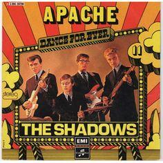 Apache. The Shadows