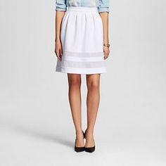 Mesh Inset Pleated Midi Skirt - XOXO