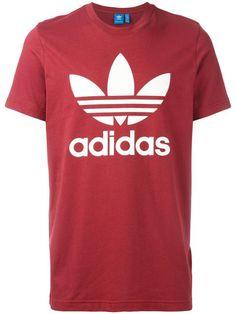 Adidas Originals original trefoil logo T-shirt