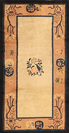 Antique Chinese Oriental Rugs 43740 Main Image By Nazmiyal