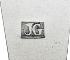 A SET OF TWELVE BERMUDA SILVER TEASPOONS | MARK OF JOSEPH GWYNN, BERMUDA, CIRCA 1805 | 18th Century, spoon | Christie's Port Royal, 18th Century, Spoon, Joseph, Monogram, Silver, Spoons, Monograms, Money