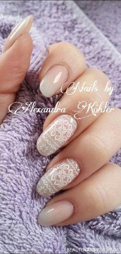 Acryl von rm Beautynails und nded. Moyou Stamping in Winter - Endecke 50.000+ Bilder