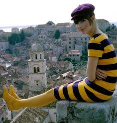 """vintagefashionandbeauty: """" Mod fashions by Mary Quant, c. late 1960s. (♥) """""""