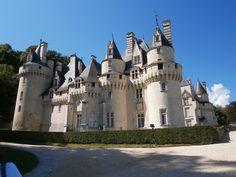 Castello D'Ussé il castello della Bella addormentata