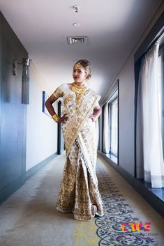 """Photo from album """"G+C"""" posted by photographer Candid Wedding Story Bridal Lehenga, Saree Wedding, Saree Gown, Wedding Preparation, Wedding Story, Candid, Beige, Gowns, Album"""