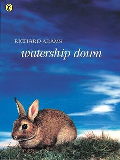 Watership Down by Richard Adams If you didn't manage to read this as a child it's worth reading as an adult Watership Down Book, Richard And Adam, Books To Read, My Books, Beloved Book, Book Authors, Club, Great Books, Book Lists