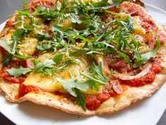 Discover recipes, home ideas, style inspiration and other ideas to try. Dukan Diet, Low Carb Diet, Vegan Slimming World, Clean Recipes, Healthy Recipes, Vegan Pizza, Vegetarian Paleo, Vegetable Pizza, Veggies