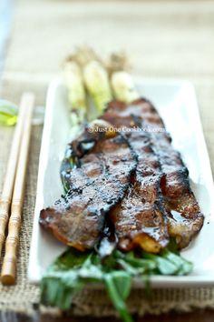 BBQ Pork Belly | Easy Japanese Recipes at JustOneCookbook.com