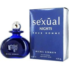 Sexual Nights By Michel Germain Edt Spray 4.2 Oz 31a572d1bec