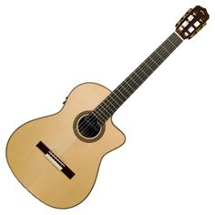 Cordoba 12 Maple Fusion Series Acoustic Electric Nylon String Guitar The Maple belongs to Cordoba's Fusion series, a line of high quality crossover or hybrid style nylon string guitars designed to pla Ukulele, Violin, Digital Piano Keyboard, Used Guitars, Guitar Design, Mandolin, Musical Instruments, Acoustic, Electric