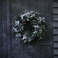 Adorn your home with festive spirit this Christmas with The White Company. Shop our luxury Wreaths and Garlands collection. Christmas Interiors, Christmas Room, Noel Christmas, Christmas Fashion, Rustic Christmas, White Christmas, Christmas Wreaths, Christmas Decorations, Xmas