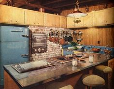 Inspirations: 1950's Kitchens