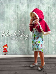 PüppiLottadesign: ... Red Riding ...