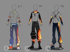 Kết quả hình ảnh cho male costumes drawings