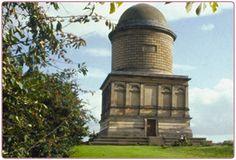 Hamilton mausoleum, Lanarkshire Scotland
