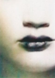Paolo Roversi.  lips, nose, face, portrait, anomie, lipstick, abstract, blank, close-up
