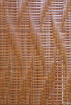 bamboo pattern China