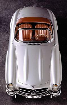 Mercedes-Benz 300 SL Roadster (W 198 II, 1957 to 1963), 1958