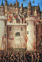 Die Belagerung von Antiochia