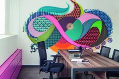 Assinados por artistas bacanas, estes grafites trazem o clima urbano para dentro de casa e deixam o décor mais atual