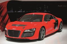 The R8 E-Tron Audi will be at Frankfurt Motor Show But here are some pictures for us to chew on while waiting for the car event in September. This is a super evolution of the electric coupe intended to come into production by the end of 2012. This version is still closer to her sisters equipped with V8 and V10 ... Read More