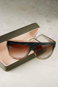 Behest Sunglasses Grey Motif One Size Eyewear #anthrofave