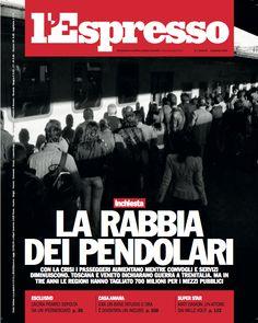 La copertina dell'Espresso in edicola da venerdì 10 gennaio