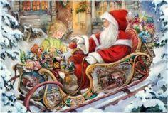 Lisi Martin, Papá Noel