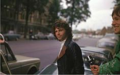 Jim Morrison....I love this photo. Could he be more gorgeous?!?!?!