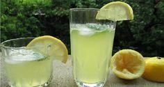 Le régime limonade – perdez 9 kg en 14 jours seulement d'une manière très facile