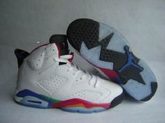 sports shoes 20a07 5b601 Air Jordan 6 Retro Olympic 2008 White Varsity Red Green Bean New