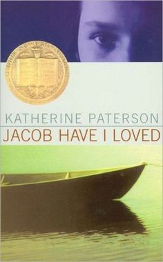 Jacob Have I Loved, Katherine Paterson. This is my favorite book of all time :)