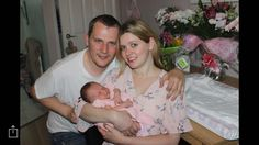 A beautiful and calm c-section birth story - a hypnobirth couple with their newborn baby girl. Read their totally inspiring story here: http://www.riversidehypnobirthing.co.uk/a-calm-c-section/