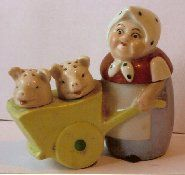 This little piggy went to market, or should it be these two piggies went to market?