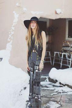 Boho Fashion, Womens Fashion, Fashion Trends, Rock Chick, Ripped Denim, Decoration, Simple Style, Catwalk, Menswear