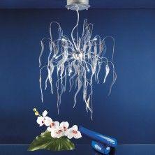 Corinne: jelly fish, alien or pendant lighting?