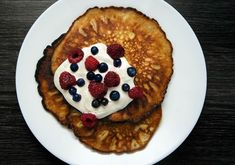 Pancakes, Low Carb, Baking, Breakfast, Sweet, Desserts, Food, Morning Coffee, Candy