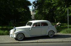 Oldtimer - Mercedes Benz 220 Bj. 1953 #cars #oldtimer