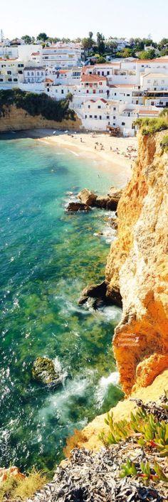 Praia do Alemao – Algarve | Portugal Visit Portugal, Spain And Portugal, Portugal Travel, Lisbon Portugal, Algarve, Places Around The World, Travel Around The World, Around The Worlds, Places To Travel