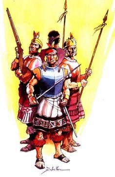 espanoles incan warriors with spanish equipment Soldado Universal, Lowrider Tattoo, Inca Art, Aztec Culture, Inca Empire, Fantasy Wolf, Character Concept, South America, Native Americans