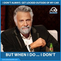 Got Locked? No worries All in One Locksmith is at your disposal whenever you lose your keys. Say Bye bye to worries of being locked out. - - #AllInOne #Locksmith #lostkeys #carlockout #carkeys  #emergencyservice #locksmithservice #tampa