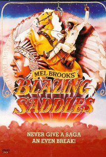 Mel Brooks' Blazing Saddles starring Cleavon Little, Gene Wilder, Harvey Korman and Madeline Kahn Funny Movies, Comedy Movies, Old Movies, Funniest Movies, Awesome Movies, 70s Films, Famous Movies, Popular Movies, See Movie