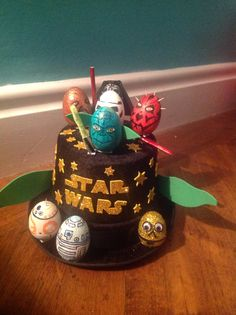 Easter Star Wars hat