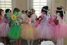 Fairy Kids Birthday Party Ideas: Baby Birthday Ideas