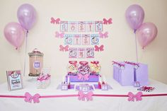 Minnie Mouse and Daisy Duck Birthday