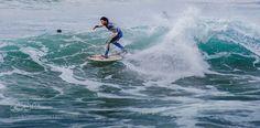 Surfing in Zarautz by angel19061961