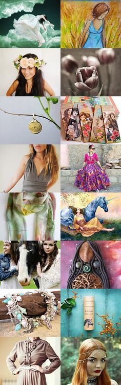 Inspired by feminine by Asta Speicyte Radzeviciene on Etsy--Pinned with TreasuryPin.com