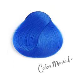 coloration cheveux bleu lagon directions color mania httpwww - Coloration Permanente Bleu